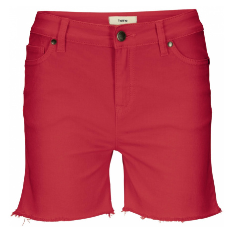 Heine Spodnie czerwony