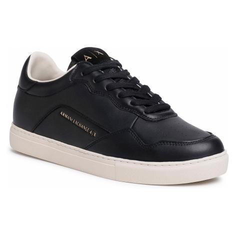 Sneakersy ARMANI EXCHANGE - XUX078 XV235 00002 Black