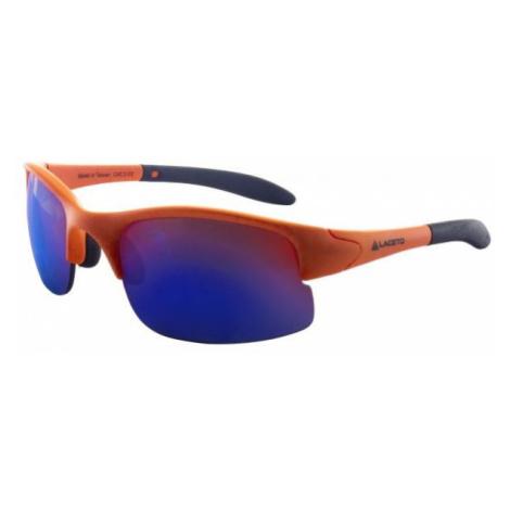 Laceto MEI pomarańczowy NS - Okulary przeciwsłoneczne dziecięce