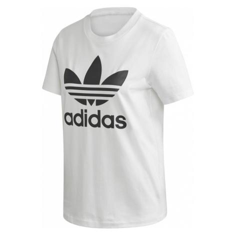 Adidas Trefoil Tee Damska Biała (FM3306)