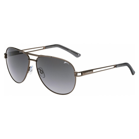 okulary Relax Condore - R2288D/Shiny Silver/Gray Cloud