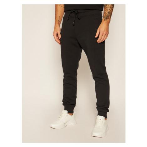 Versace Jeans Couture Spodnie dresowe A2GZA1TB Czarny Regular Fit