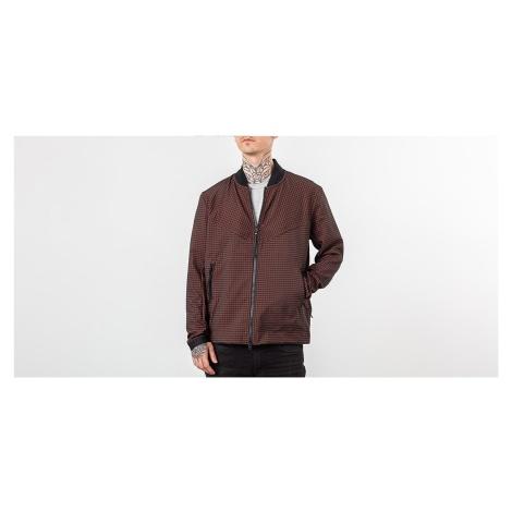 Nike Sportswear Tech Pack Grid Jacket Anthracite/ Team Orange/ Black