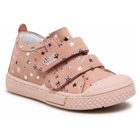Półbuty LASOCKI KIDS - ARC-2995-02(III)DZ Light Pink