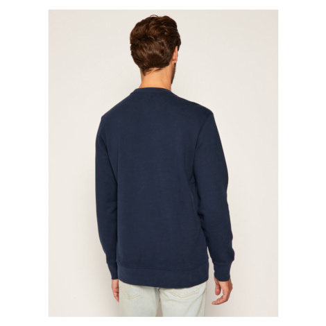 Levi's® Bluza Orginal Crew 35909-0001 Granatowy Regular Fit Levi´s