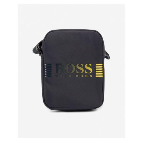 BOSS Pixel DD Cross body bag Niebieski Hugo Boss