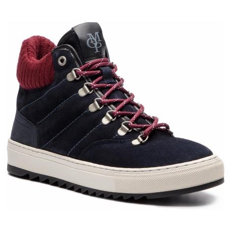 Sneakersy MARC O'POLO - 808 24996101 100 Navy/Black 501