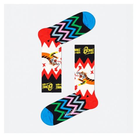 Skarpetki Happy Socks x Dawid Bowie Electric Tiger BOW01 9300