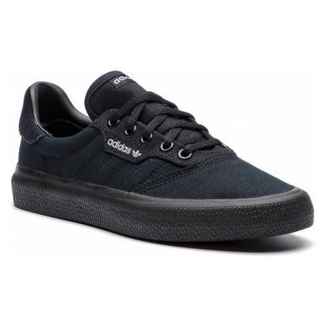 Buty adidas - 3Mc B22713 Cblack/Cblack/Gretwo