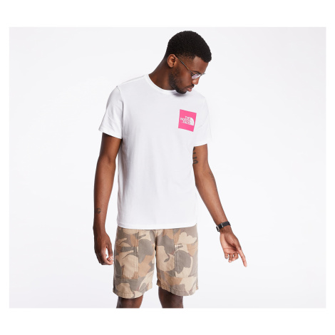 The North Face Fine Tee White