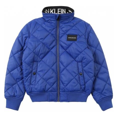 Calvin Klein Jeans Kurtka przejściowa niebieski