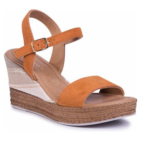 Sandały MARCO TOZZI - 2-28347-24 Mango 637