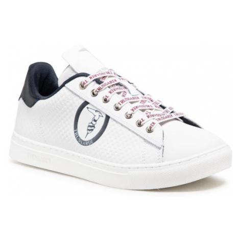 Trussardi Sneakersy 77A00343 Biały