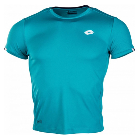 Lotto AYDEX III TEE B niebieski L - Koszulka sportowa dziecięca