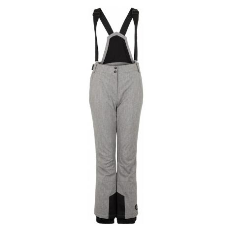 KILLTEC Spodnie outdoor 'Erielle' nakrapiany szary