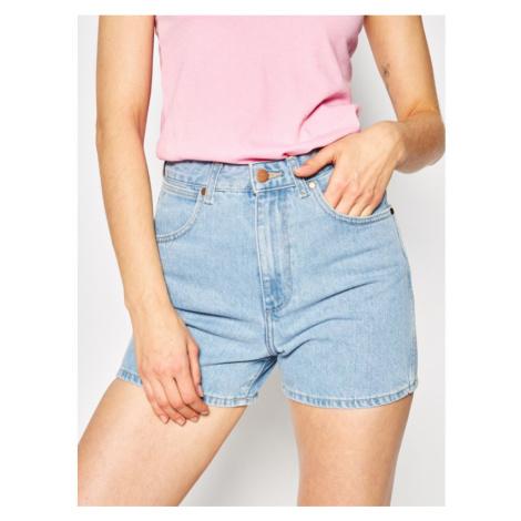 Szorty jeansowe Wrangler