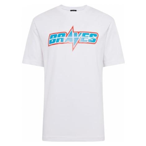 DIESEL Koszulka 'T-JUST-YB HEMD' jasnoniebieski / różowy / biały