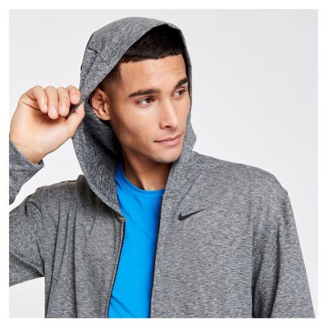 Bluza z kapturem Nike Yoga Dri-FIT Na zamek błyskawiczny