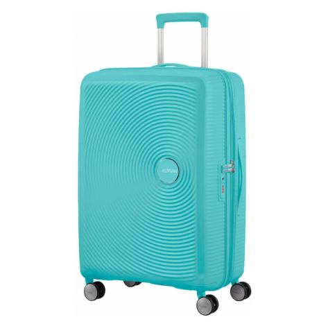 American Tourister, Suitcases Niebieski, unisex, rozmiary: One size