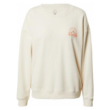 BILLABONG Bluzka sportowa 'souvenir' biały / czerwony / jasnoniebieski