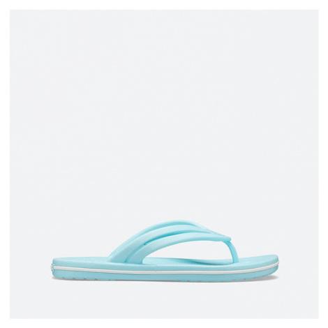 Klapki Crocs Crocband Flip W 206100 ICE BLUE