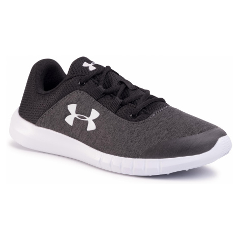 Buty UNDER ARMOUR - Ua Mojo 3019858-003 Blk