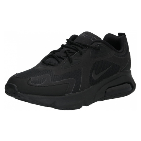 Nike Sportswear Trampki niskie 'AIR MAX 200' czarny