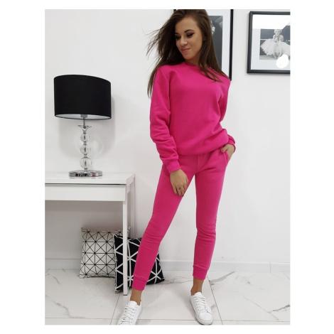ZESTAW różowej bluzy FITT AY0140 DStreet