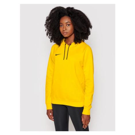 Nike Bluza Park CW6957 Żółty Regular Fit