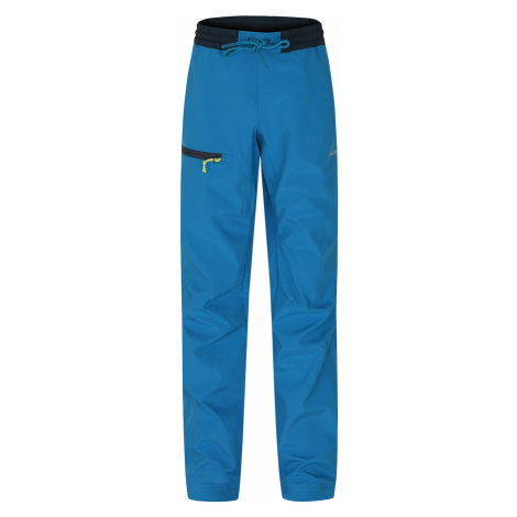 Children's softshell pants Zane Kids blue Husky