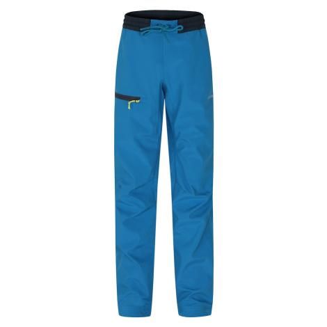 Spodnie softshell dla dzieci Zane Kids niebieski Husky