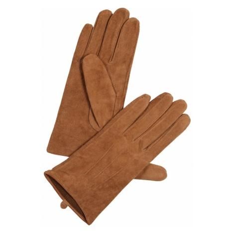 Barts Rękawiczki pięciopalczaste 'Christina' brązowy