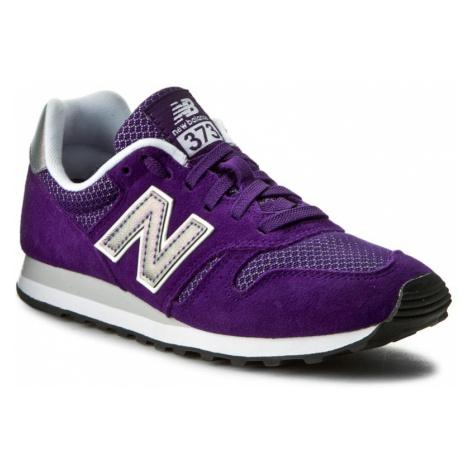 Sneakersy NEW BALANCE - WL373PI Fioletowy
