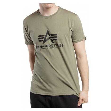 Alpha Industries Basic T-Shirt > 10050111