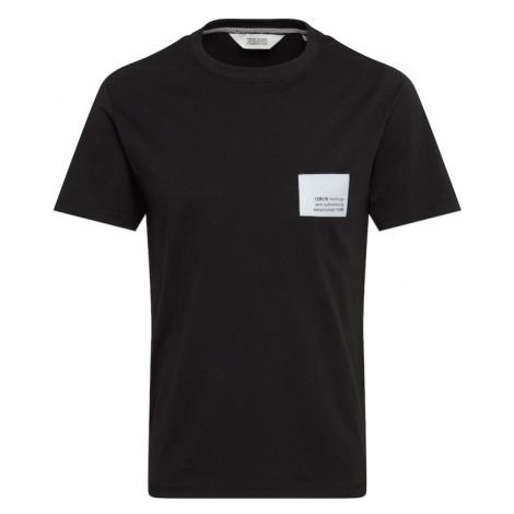 !Solid Koszulka 'Maiko' czarny