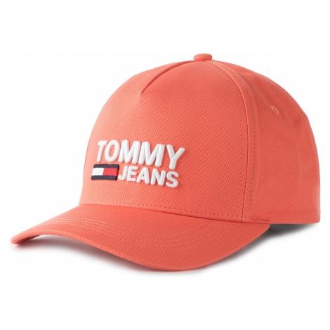 Czapka z daszkiem TOMMY JEANS - Tjw Logo Cap AW0AW07037 674 Tommy Hilfiger