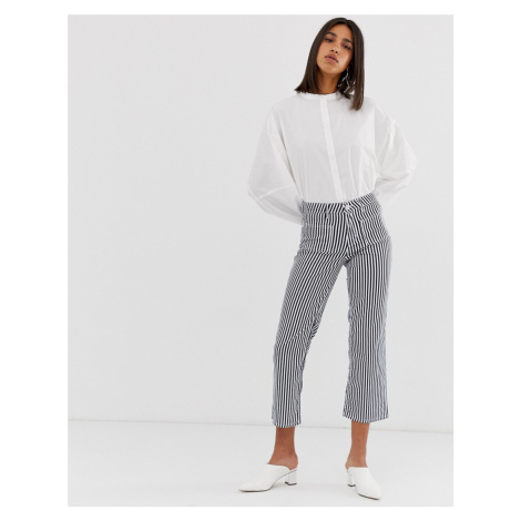 2NDDAY June pinstripe trousers