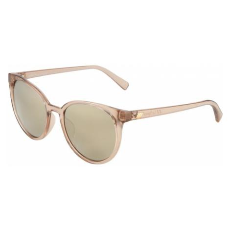 LE SPECS Okulary przeciwsłoneczne 'Armada' kamień / przezroczysty
