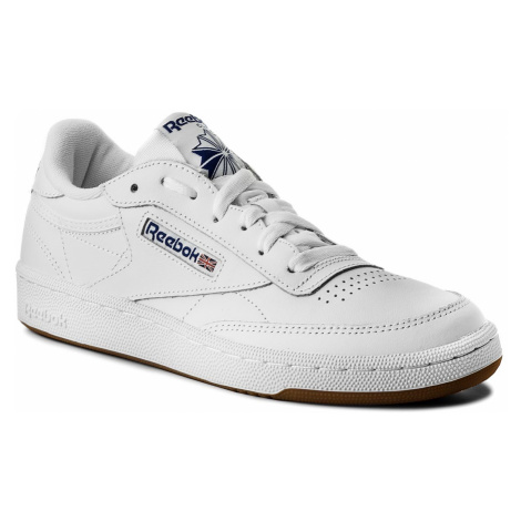 Buty Reebok - Club C 85 AR0459 White/Royal/Gum