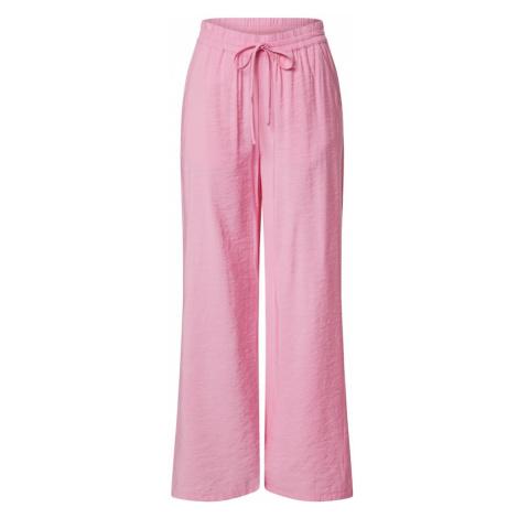 SISTERS POINT Spodnie 'ELLA-PA3' różowy
