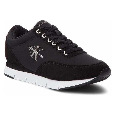 Sneakersy CALVIN KLEIN JEANS - Tabata RE9802 Black