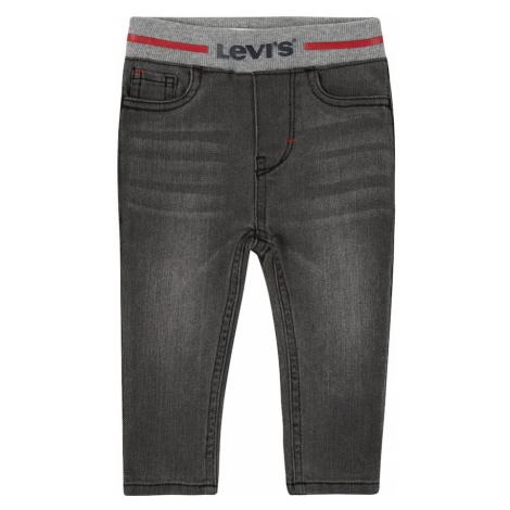 LEVI'S Jeansy czerwony / szary denim Levi´s