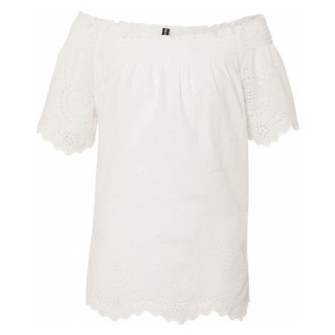 ONLY Bluzka 'NEW SHERY' biały