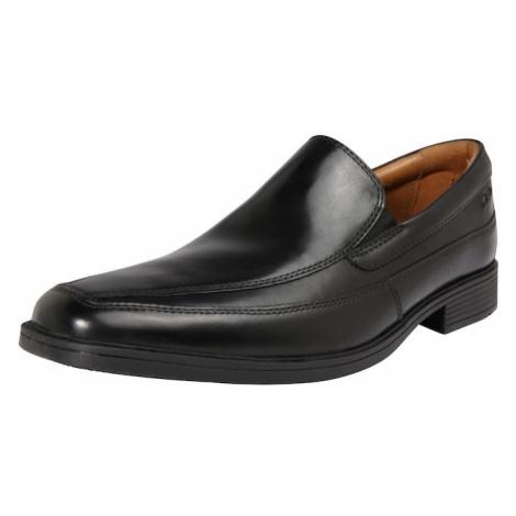CLARKS Pantofle 'Tilden Free' czarny