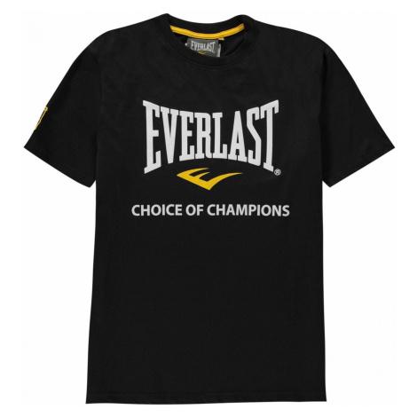 Everlast Champions Short Sleeve T-Shirt Mens