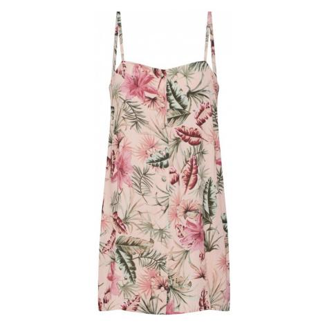 Amuse Society Letnia sukienka 'Centro Dress' różowy pudrowy