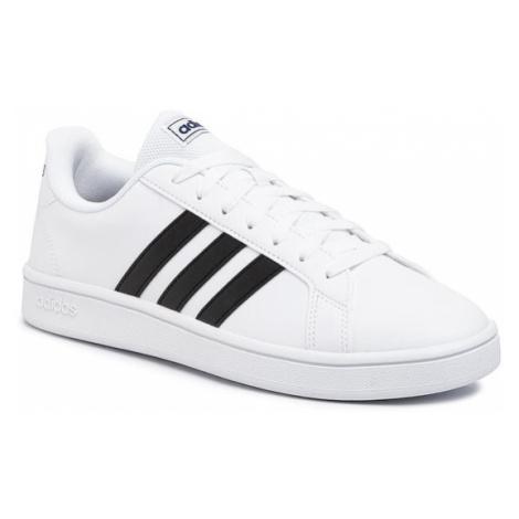 Adidas Buty Grand Court Base EE7904 Biały