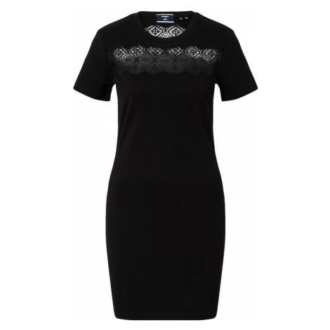 Superdry Sukienka 'Lizzie' czarny