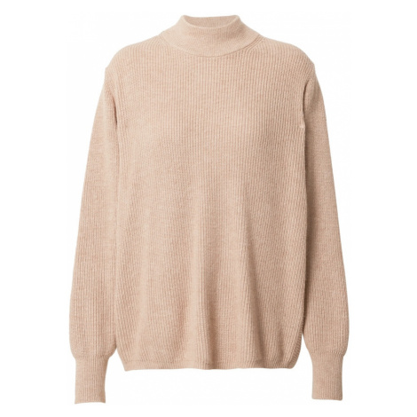 ESPRIT Sweter oversize beżowy