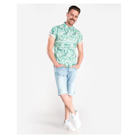 Pepe Jeans Allan Koszula Zielony